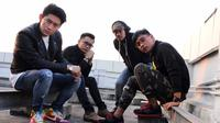 Band asal Yogyakarta, Seventeen. (Foto: Liputan6.com / Helmi Afandi)