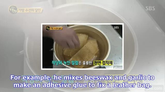 Membuat lem sendiri./Copyright youtube.com/J Patt