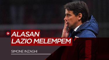 Berita Video Simone Inzaghi Ungkap Alasan Menurunnya Performa Lazio di Masa New Normal