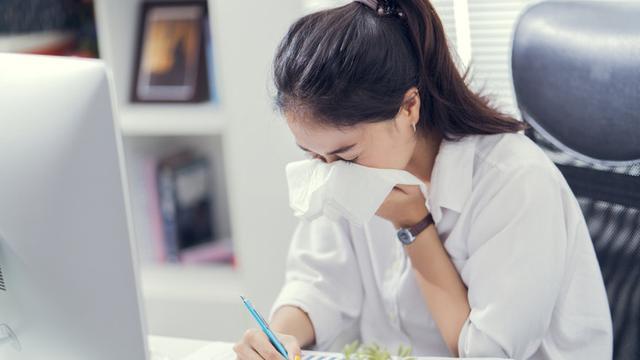 Jangan Menahan Bersin, Berbahaya untuk Kesehatan