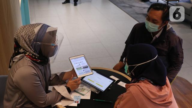 Dukungan Ojk Percepat Transformasi Digital Perbankan Bisnis Liputan6 Com