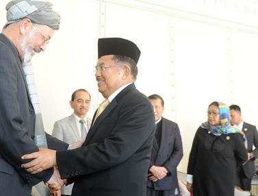 Wapres Jusuf Kalla Tiba di Afghanistan