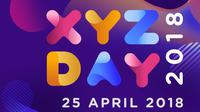 XYZ Day 2018. (KapanLagi Youniverse)