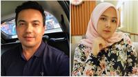 Sahrul Gunawan dan Una Maulina (dok. Instagram @sahrulgunawanofficial/https://www.instagram.com/p/B35ub1ZB0vF/ @unamaulina/https://www.instagram.com/p/B7-9F6Bni0M/Putu Elmira)