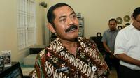 Wali Kota Solo FX Hadi Rudyatmo keluhkan pembatalan perda peninggalan Jokowi. (Liputan6.com/Reza Kuncoro)