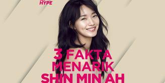 Apa saja fakta menarik tentang Shin Min Ah? Yuk, kita cek video di atas!