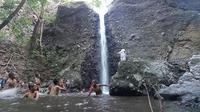 Air Terjun Wairhoret  Desa Wairterang, Kecamatan Waigete, Kabupaten Sikka.(Liputan6.com/ Dionisius Wilibardus)