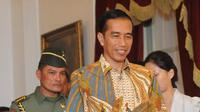 Jokowi (Liputan6.com/Herman Zakharia)