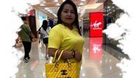 Gina Gelvero, TKW yang membeli 3 unit apartemen di Filipina dari hasil kerjanya. (Facebook/Gina Omboy Gelvero)