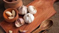 Ingin Tingkatkan Kualitas Sperma Konsumsi Makanan Ini Bawang Putih By (Volodymyr Plysiuk/Shutterstock)