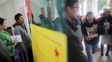 Perdana, Taiwan Gelar Pemilu Ungguli Pemimpin Wanita