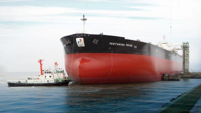 PT Pertamina International Shipping (PIS) mulai 8 Maret siap melakukan uji coba kapal tanker raksasa keduanya yang bertajuk PERTAMINA PRIME.