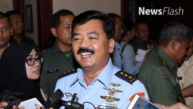 Resmi sudah Marsekal TNI Hadi Tjahjanto menjabat sebagai Kepala Staf Angkatan Udara (KSAU). Sederet program akan dijalankan Hadi.