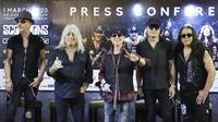 Band rock asal Jerman siap menguncang JogjaROCKarta Festival 2020, Minggu (1/3). (Bambang E Ros/Fimela)