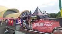 Scream Fest Indonesia di Teater IMAX Keong Emas, Taman Mini Indonesia Indah (TMII) pada Minggu (16/12/2018). (Istimewa)