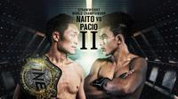 ONE Championship™ (ONE), akan menggelar ONE: Conquest Of Heroes di Jakarta Convention Center