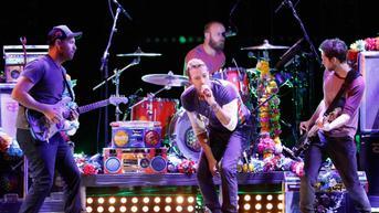 Coldplay Undang Jokowi via Twitter untuk Terlibat di Global Citizen Live