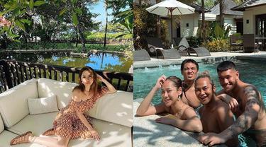 6 Momen Liburan BCL di Bali, Nikmati Waktu Bareng Sahabat