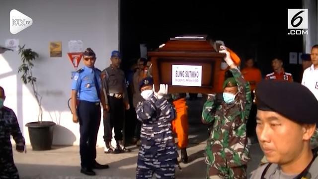 Hingga kini sudah ada 16 jenazah korban jatuhnya pesawat Lion Air JT 610 asal Bangka yang berhasil diidentifikasi.