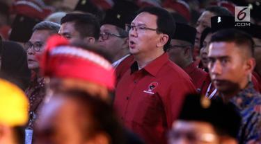 Ahok Hadiri Kongres PDIP di Bali