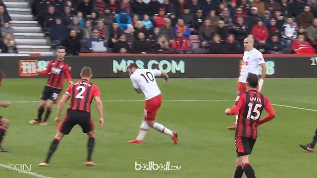 Berita video highlights Premier League antara Bournemouth Vs Southampton yang berakhir dengan skor 1-1. This video is presented by Ballball.