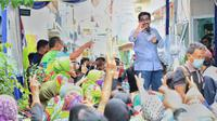 Machfud Arifin menerima dukungan dari warga Kelurahan Gundih, Surabaya.
