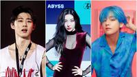 Punya visual menawan, para idol ini juga kreatif dalam mencipta lagu.