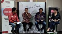 """Diskusi Ruang Temu """"Menilik Politik Cukai Rokok"""" oleh CISDI dan Asumsi"""