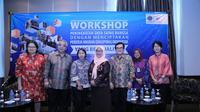 Workshop Diaspora hasil kerja sama Kemnaker dan Komunitas Diaspora.