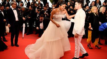 Priyanka Chopra dan Nick Jonas