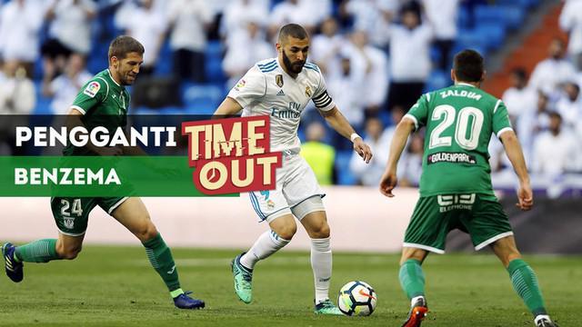 Berita video Time Out kali ini tentang para pengganti Karim Benzema untuk Real Madrid.