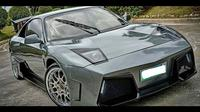 Toyota MR2 yang dimodifikasi mirip Lamborghini (Autoindustriya)