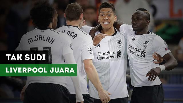 Gary Neville tak rela jika Liverpool berhasil menjuarai Liga Champions musim ini.