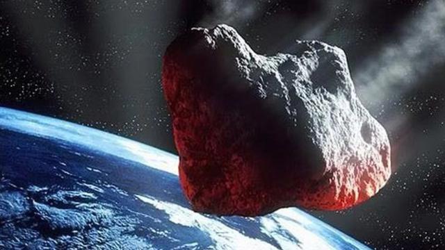 Ilustrasi Asteroid
