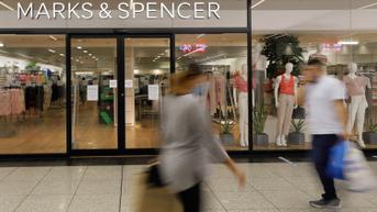 Brexit Bikin Marks&Spencer Putar Otak Jalani Bisnis di Eropa