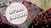 Ilustrasi Upah Buruh. (Liputan6.com / Johan Fatzry)