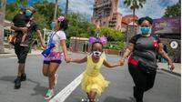 Banyak Dikritik, Disney World AS Akhirnya Kurangi Jam Operasional. (dok.Instagram @waltdisneyworld/https://www.instagram.com/p/CDompgIAQwK/Henry)