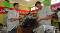 SMK binaan Honda terus bertambah, setelah wilayah Jawa Barat kini giliran Jakarta dan Tangerang.