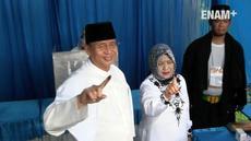 Calon Gubernur No 1, Wahidin Halim sangat optimis bakal menang dalam pilkada