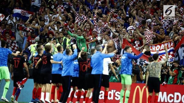 Setiap 20 tahun sekali selalu muncul juara baru di Piala Dunia. Akankah mitos tersebut membawa Kroasia menjadi juara baru?