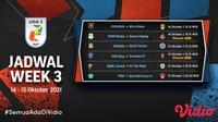 Jadwal & Link Streaming Liga 2 2021, Jumat, 15 Oktober 2021