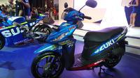 Suzuki menaruh asa yang cukup tinggi terhadap skutik anyarnya, Address, yang disingkap di Indonesia Motorcycle Show (IMoS) 2014.