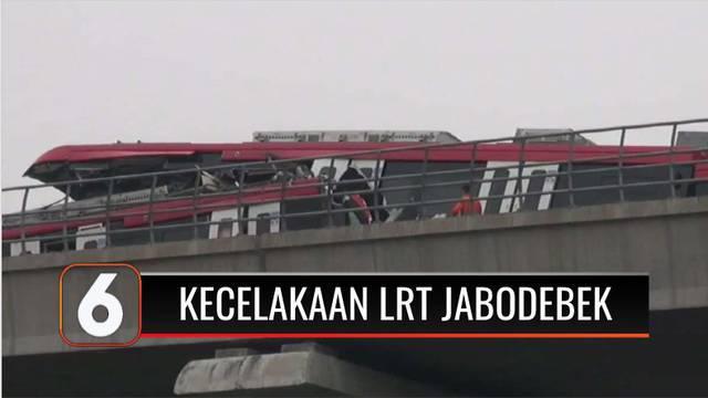 Kereta LRT Jabodebek mengalami kecelakaan pada saat uji coba pada jalur lintasan di kawasan Munjul, Jakarta Timur. Diketahui kecelakaan ini terjadi disebabkan kelalaian masinis yang mengendalikan kereta terlalu cepat pada saat langsir.