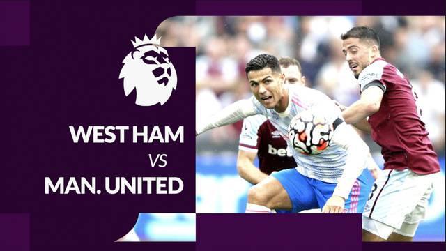 Berita motion grafis laga pekan kelima Liga Inggris (Premier League) 2021/2022 antara West Ham United melawan Manchester United, di mana Cristiano Ronaldo dan Jesse Lingard mencetak gol, Minggu (19/9/2021) malam hari WIB.
