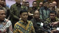 Kondisi Menko Polhukam Wiranto usai dirawat di RSPAD Gatot Subroto pascapenyerangan oleh terduga teroris di Pandeglang, Banten. (Lizsa Egeham/Liputan6.com)