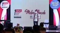 Ketua Satgas COVID-19 Doni Monardo menghadiri acara peringatan satu tahun RSDC Wisma Atlet. Selasa (23/3/2021) di Kemayoran, Jakarta. (Badan Nasional Penanggulangan Bencana/BNPB)