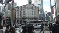 Seperti ini suasana mewah di daerah Ginza, Tokyo. Penasaran? (foto: Liputan6/ Edu Krisnadefa)