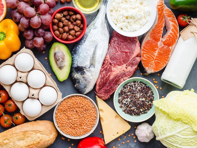 Gambar Makanan 4 Sehat 5 Sempurna Dan Perbedaannya Dengan Pedoman