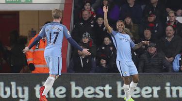 Manchester City, AFC Bournemouth, Premier League