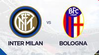 Liga Italia: Inter Milan vs Bologna. (Bola.com/Dody Iryawan)